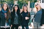 El grupo 'Hinds' debuta en una gira por EE.UU