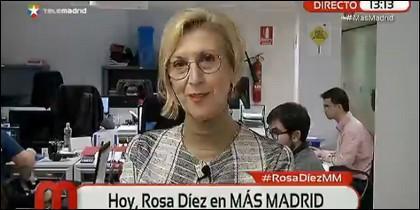 Rosa Díez.