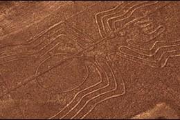 Líneas de Nazca. La Araña