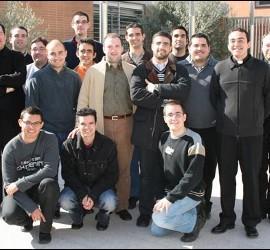 Seminaristas de Alicante
