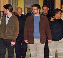 Seminaristas de Valencia