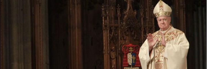 El cardenal Eagan