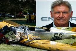 Harrison Ford y la avioneta