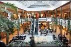 Los Centros Comerciales son focos de compras.