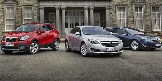 Opel diesel engines
