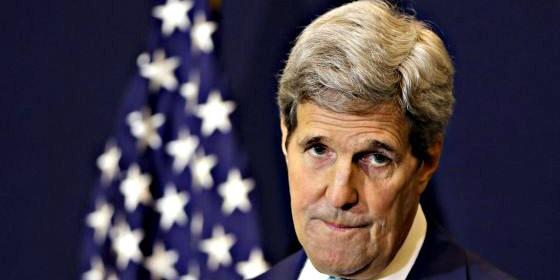 John Kerry, secretario de Estado de EEUU.