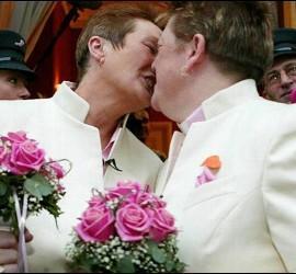 Las bodas gay, aprobadas para los presbiterianos
