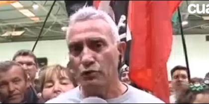 Diego Cañamero.