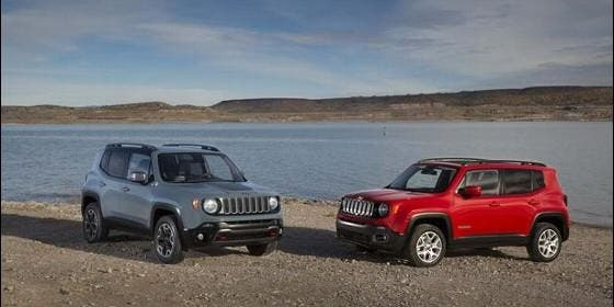 jeep renegade trailhawk latitude
