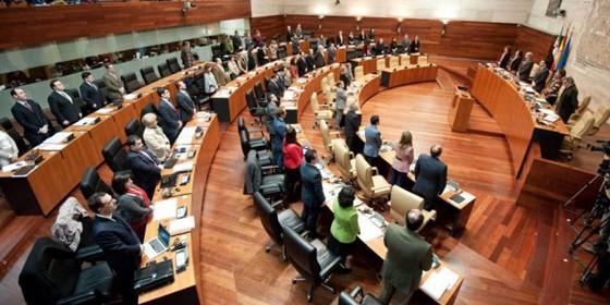 Parlamento extremeño