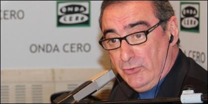 Carlos Herrera ('Herrera en la Onda').