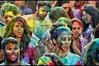 HoliMadrid 2015 Bollywood en la Gran Vía el 26 de marzo