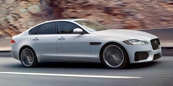 Jaguar XF 2015 0