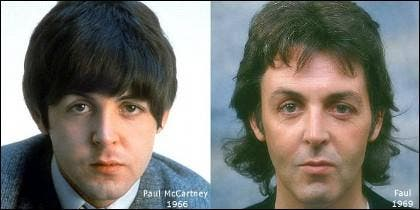 Los dos McCartney