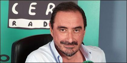 El director de 'Herrera en la Onda' se despidió de sus oyentes.
