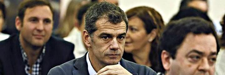 Tomi Cantó está en UPyD desde 2007, pero parece decidido a marcharse.