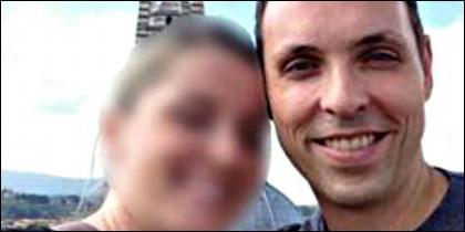 El piloto Andreas Lubitz y su novia.