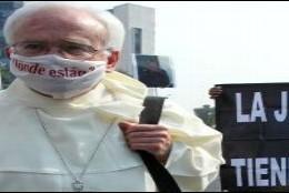 Monseñor Vera y su lucha por la Justicia
