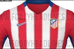 Camiseta Atlético 2016.