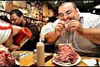 Comida, calorías, hambre, dieta y obesidad.