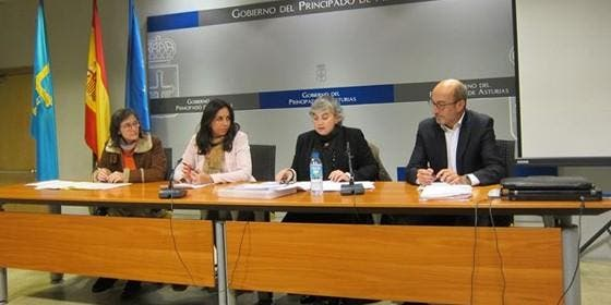 Consejería de Educación y Cultura del Gobierno asturiano
