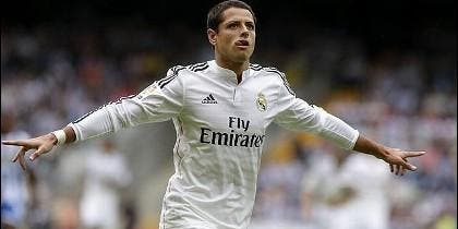 Javier «Chicharito» Hernández.