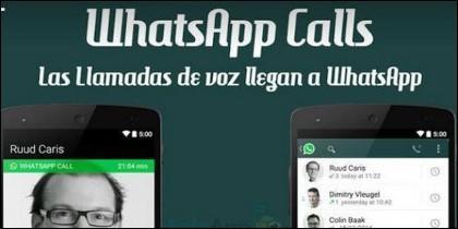 Las llamadas vía WhatsApp están siendo la excusa perfecta con la que algunos pretenden engañar a los usuarios
