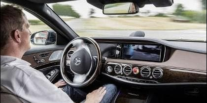 Intelligent Drive interior
