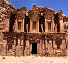 La ciudad mágica de Petra