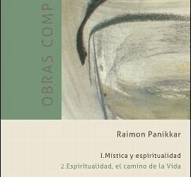Primer volumen de las obras completas de Panikkar (Herder)
