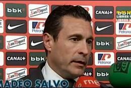 El presidente del Valencia, Amadeo Salvo.