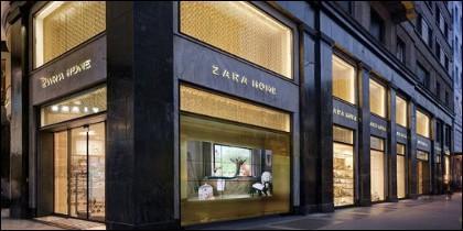 Zara, franquicia.
