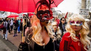 prostitutas escaparates amsterdam prostitutas en lugo