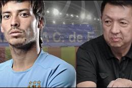 David Silva y Lim.