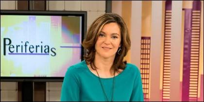 Ana Medina ('Periferias').