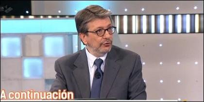 Ignacio Camacho, en 'Espejo Público'.