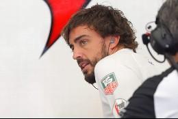 Fernado Alonso.