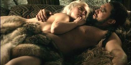 Sexo y amor en Juego de Tronos.
