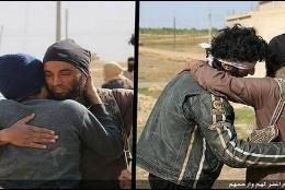 Abrazando a los condenados