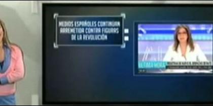 Al presidente de Venezuela no le gusta su programa.