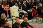 Francisco dejó su silla vacía en el concierto en su honor, hace dos años