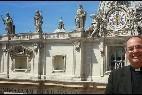 Guillermo Karcher, en el Vaticano