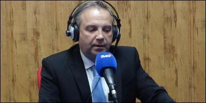 Antonio Miguel Carmona, candidato del PSOE en Madrid.
