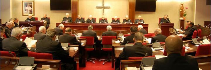 Los obispos, en la Asamblea Plenaria del Episcopado