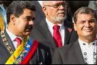 Maduro y Correa