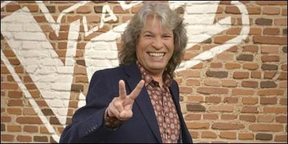 José Mercé, cantaor de 'La Voz'.