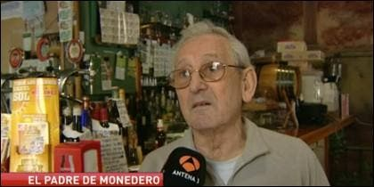 Salvador Monedero.