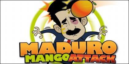 El juego del mango con Maduro y Cabello... y el 'pajarito'