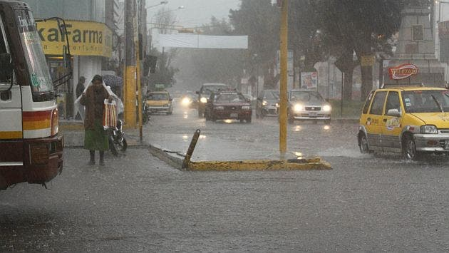 Resultado de imagen para lluvia peru
