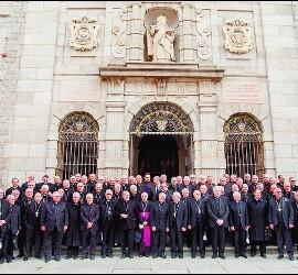 Obispos en Ávila